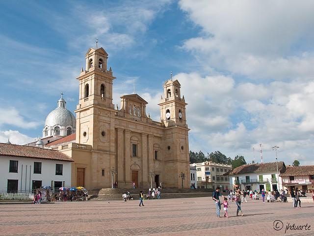 Basílica de Nuestra Señora del Rosario de Chiquinquirá (2)