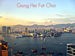 Gong Hei Fat Choi
