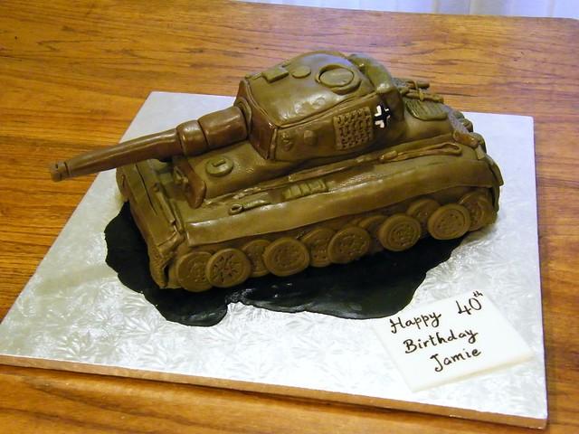 Shreik Birthday Cake