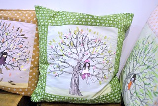 Belle & Boo cushions