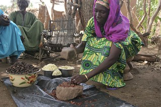 Burkina's gold