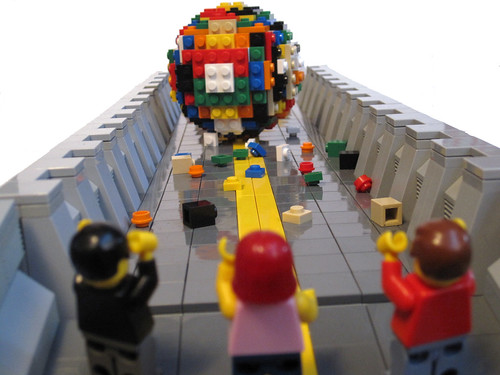 Lego Ball Of Mayhem!