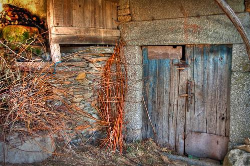 O velho portão