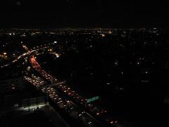 Tahran Highway Traffic