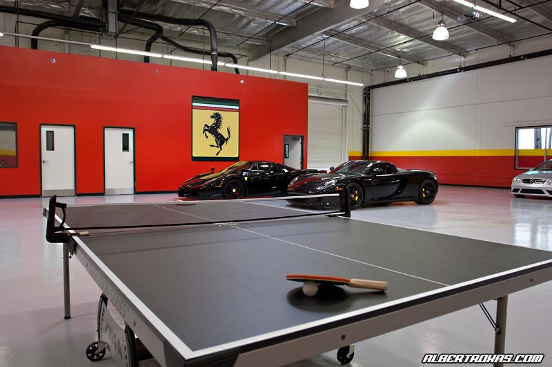 Garage Man Cave Thread : World s most beautiful garages exotics insane garage
