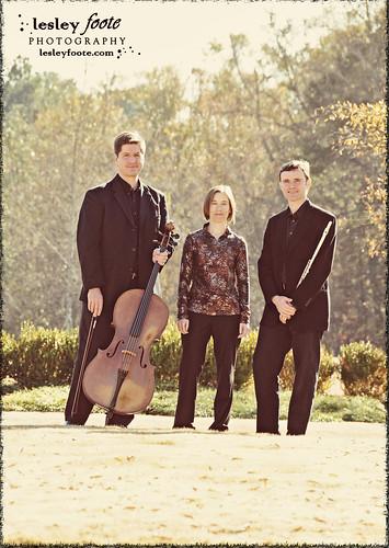 The Woodfield Trio