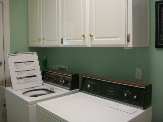 Cabinets Above Washer Dryer Flickr Photo Sharing