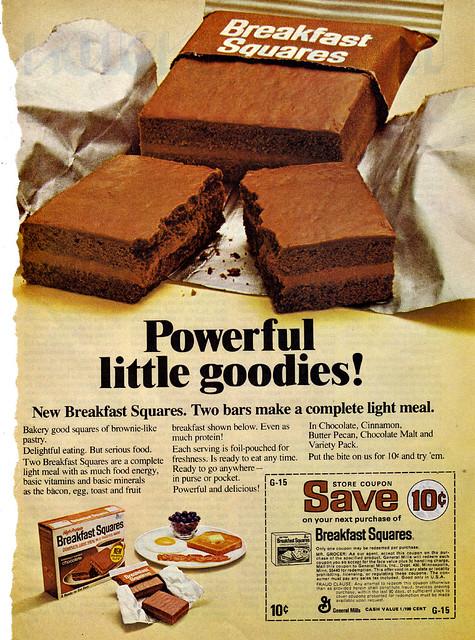 astronaut stick breakfast food 1970 - photo #17