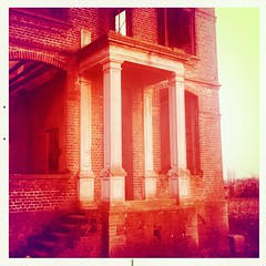 The haunted house at Assenede/Sas van Gent
