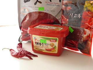 Korean Pepper products