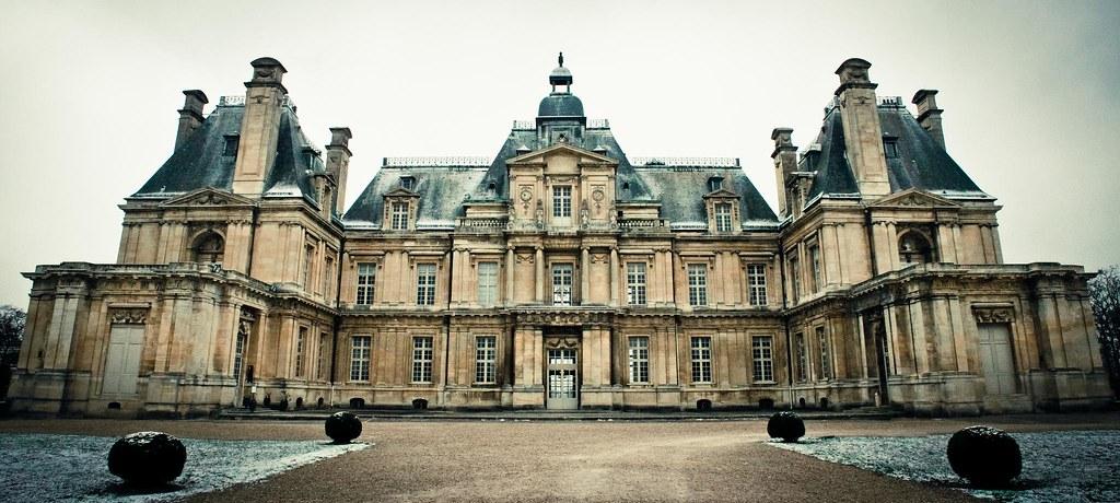 Maisons Laffitte Carte Plan Hotel Ville De Maisons Laffitte 78600 Cartes France Fr