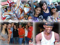 Cierre del Carnaval Mocano 2011.