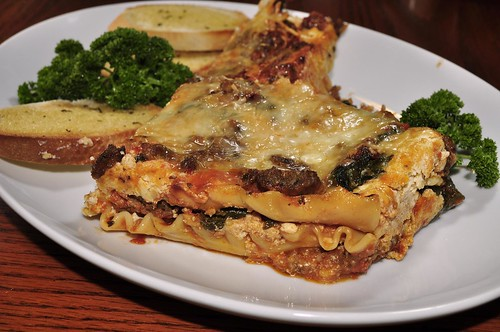 Lasagna. Some rights reserved by jeffreyw on Flickr