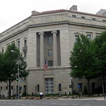 Washington DC - Federal Triangle: Robert F. Kennedy Department of Justice Building