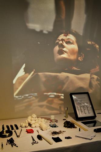 Marina Abramovic exhibition by ema_gr