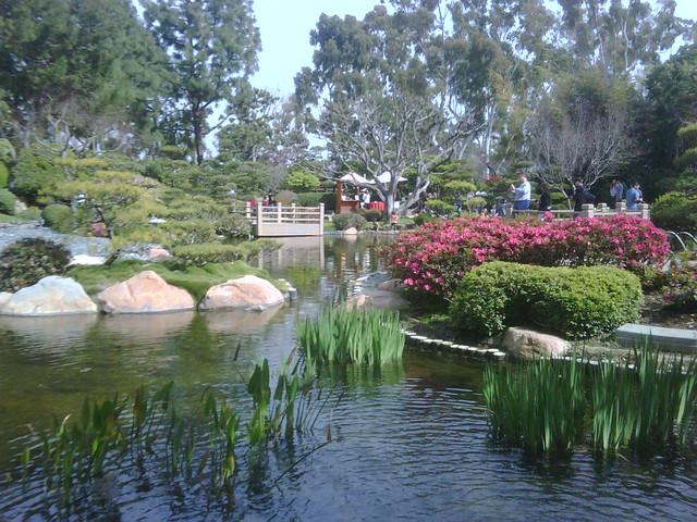 Japanese Garden At Cal State Long Beach Sent Via