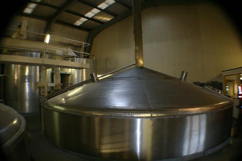 Mash Tun at Balvenie Distillery