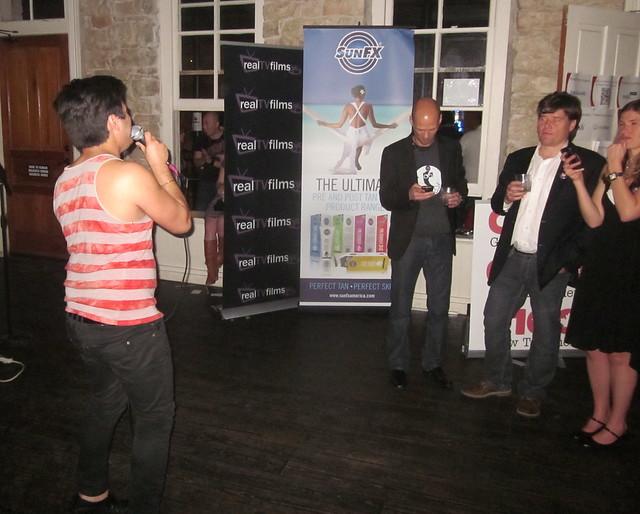The Frail Band, SunFX Platinum Sponsor, SXSW 2011, Social Media Lodge, Maple Leaf Digital Lounge
