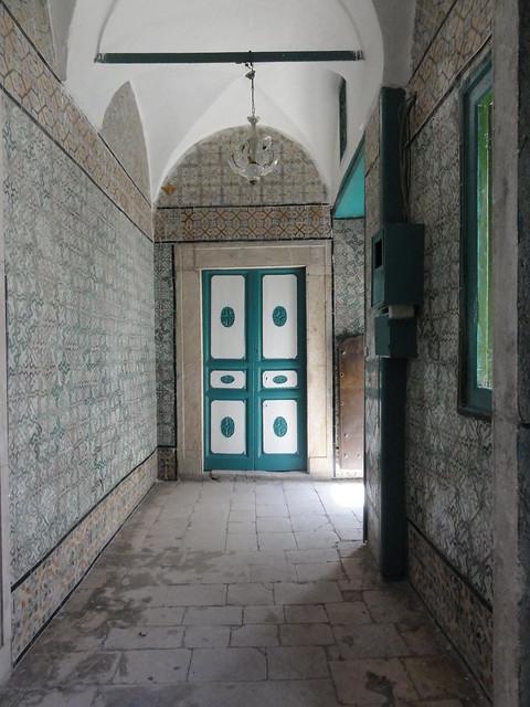 Tunis1008 00651 tunis la medina interieur de la zaouia for Interieur 806