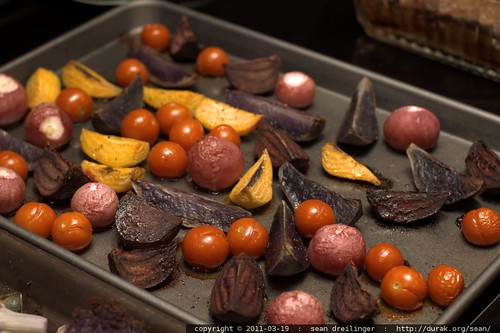 roasted vegetables c/o neeta lind
