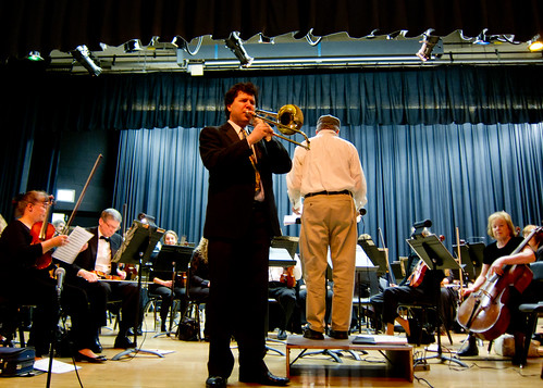 March 13, 2011 | The West Islip Symphony Orchestra paid homage to St. Patrick's Day