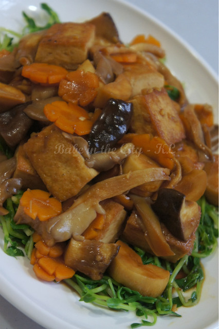 Stir Fry Tofu and Mushrooms | Flickr - Photo Sharing!