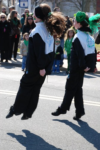 Irish Step-Dancing
