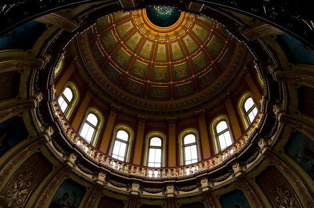 Dome Light (Michigan State Capitol Series No.2) (Explored)