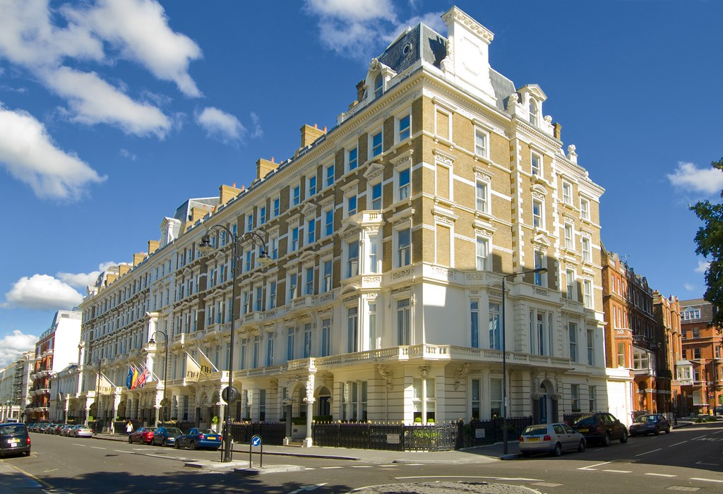 London Kensington Hotels With Family Rooms For