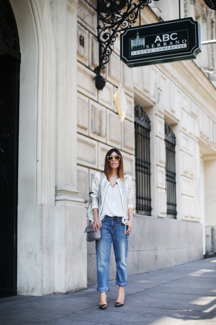 street style barbara crespo ABC Serrano spring/summer 2014 trends fashion blogger outfit blog de moda