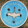 Shropshire Circular Walks waymarker near Ellesmere by 40019 Caronia