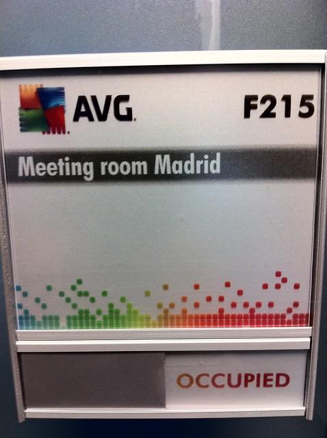 Box Room Madrid