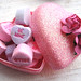 Candy Filled Heart Box