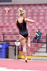 TWU Gymnastics - Floor - Brittany Johnson