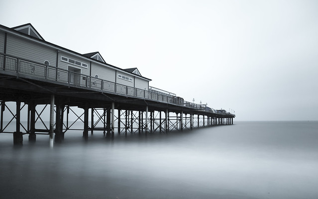 Teignmouth Pier - Attempt one (After)