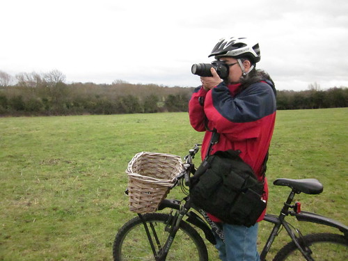 Riding in Grantchester Meadow