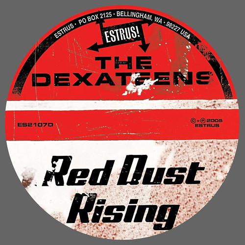 Dexateens - Red Dust Rising - CD (2005) by Jason Willis