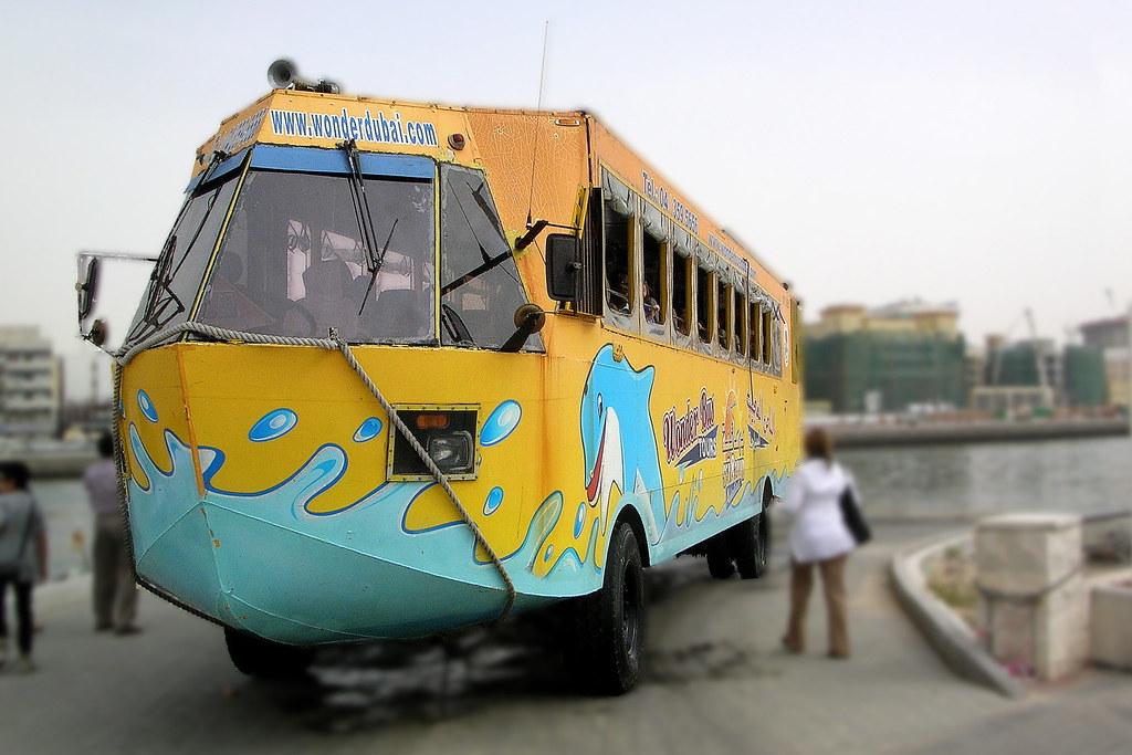 Dubai Wonderbus