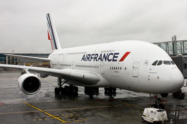 Air France - F-HPJC - Airbus A380-861