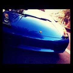 Lamborghini from today's design inspiration trip