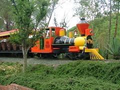 Fun Train at Gold Reef City