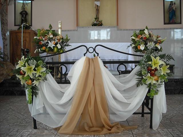 Decoracion Iglesia Para Matrimonio ~ Decoraci?n iglesia para Boda 2  Flickr  Photo Sharing!