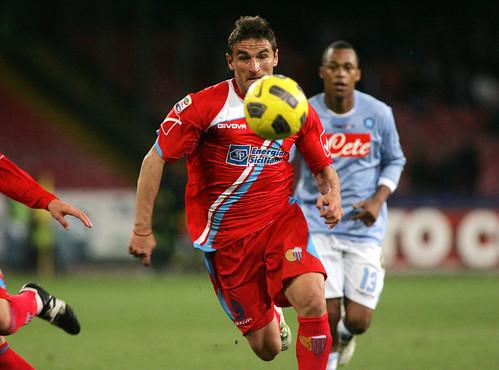 Calcio, Siena-Catania 1-3: Palio all'Elefante!$