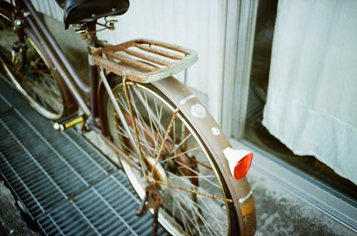 bike x rust x lc-a