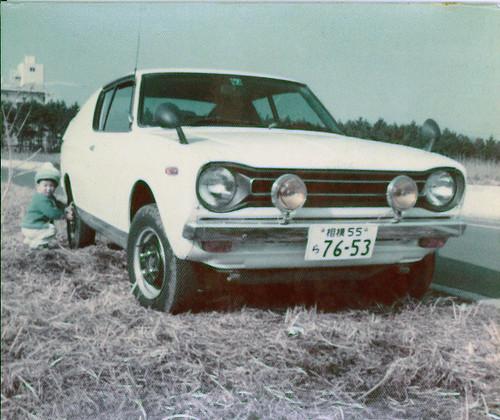 1970-1974 NISSAN CHERRY (E10)