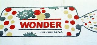 Wonder Enriched Bread