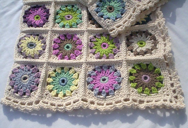 crochet border Flickr - Photo Sharing!