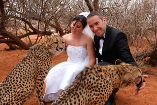Namibia Wedding 2011