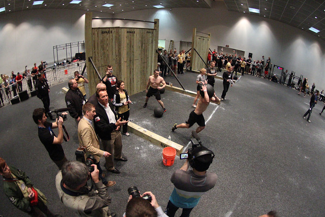 Crossfit at the 2011 Arnold Sports Festival
