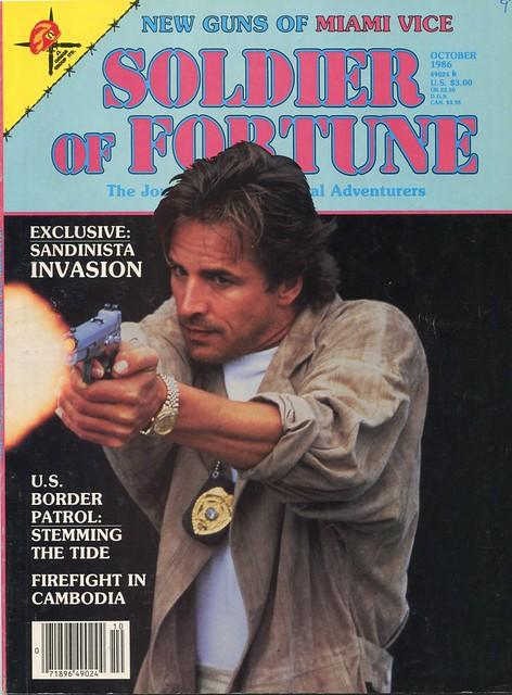 vintage soldier of fortune magazine